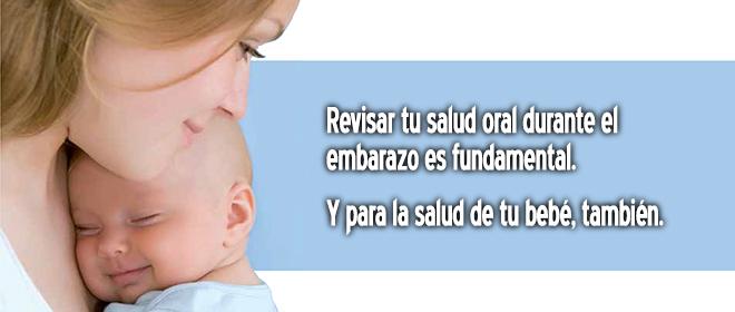 Tratamientos odontológicos durante la gestación